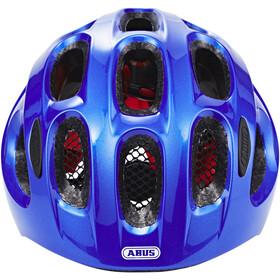 ABUS Youn-I Fietshelm Kinderen, blauw